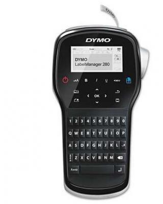 Dymo LM 280P Elde Taşınır, PC Bağlantılı ve Şarj edilebilir Etiketleme Makinesi S0968920