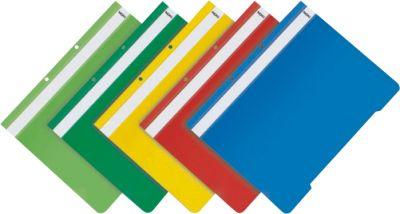 Noki Eco Plastik Telli Dosya (50 li Paket)